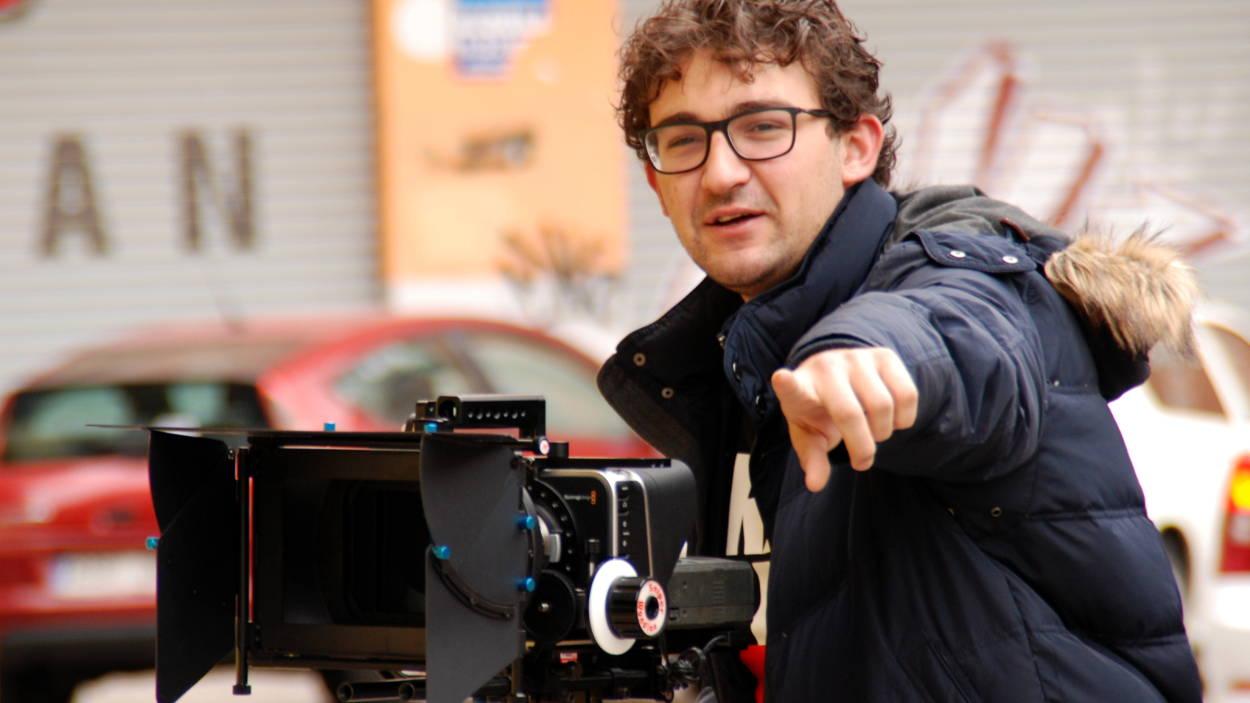Futuro director de Cine alumno de Nucine