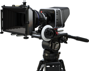Blackmaic Cinema Camera Nucine