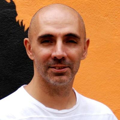 Javier Valenzuela en Nucine Escuela de Cine Valencia