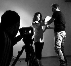 Dirigiendo actores y actrices en Nucine